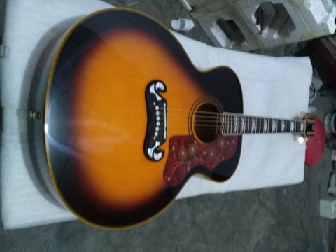 free shipping new jumbo Byron acoustic guitar 43 inches SJ200 style acoustic guitars