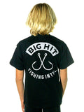 CROSS HOOKS TEE YOUTH - BHTY003