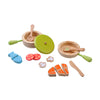 Pots & Pans Cooking Set - Everbloom Kids