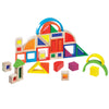 Rainbow Window Bricks - Everbloom Kids