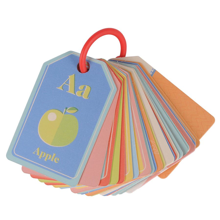 Flash Cards – ABC 123 - Everbloom Kids