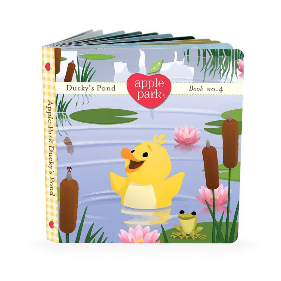 Ducky's Pond Book 4 - Everbloom Kids
