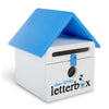 Blue Dear Little Letterbox - Everbloom Kids