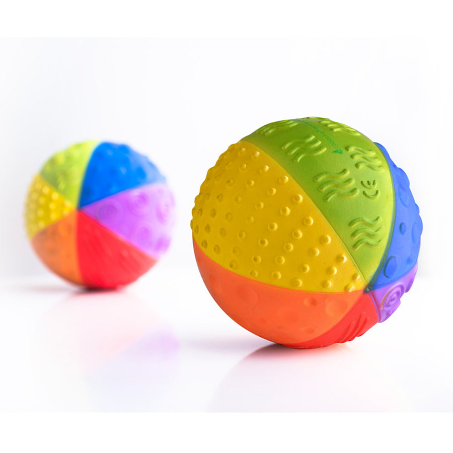 Rainbow Sensory Ball - Everbloom Kids