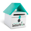 Dear Little Letterbox - Aqua - Everbloom Kids