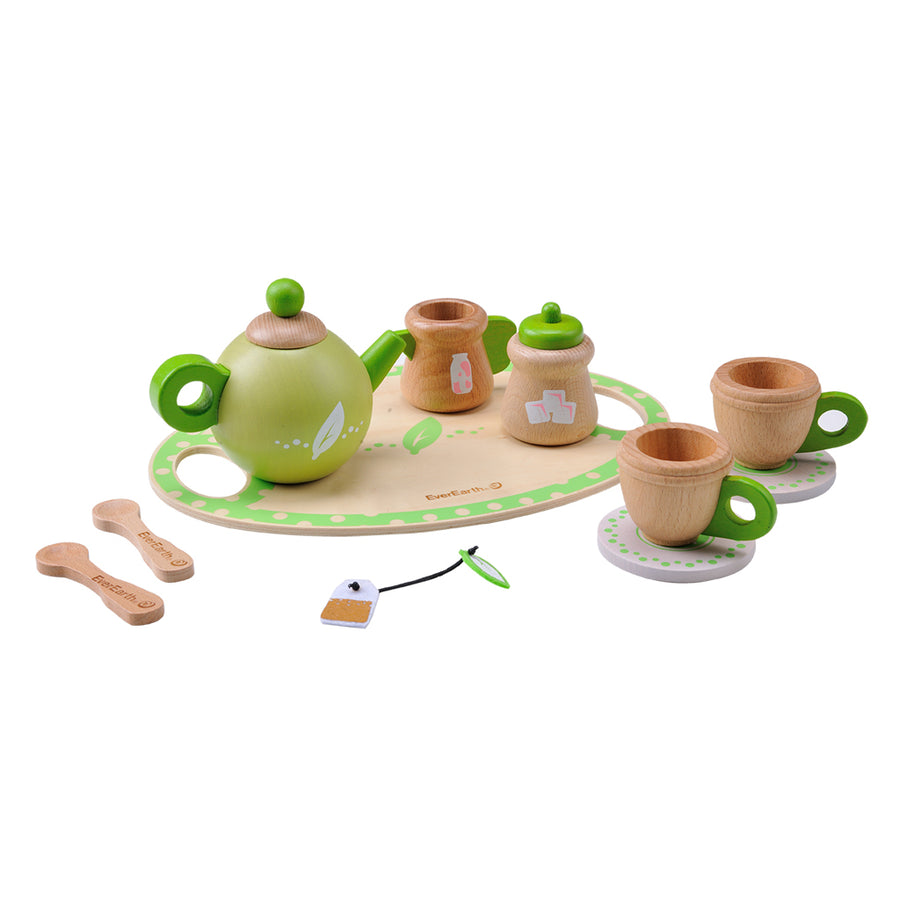 Tea Set - Everbloom Kids