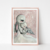 Among the Stars Art Print - SERENITY - Everbloom Kids