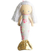 Mermaid Doll Grey (40cm) - Everbloom Kids