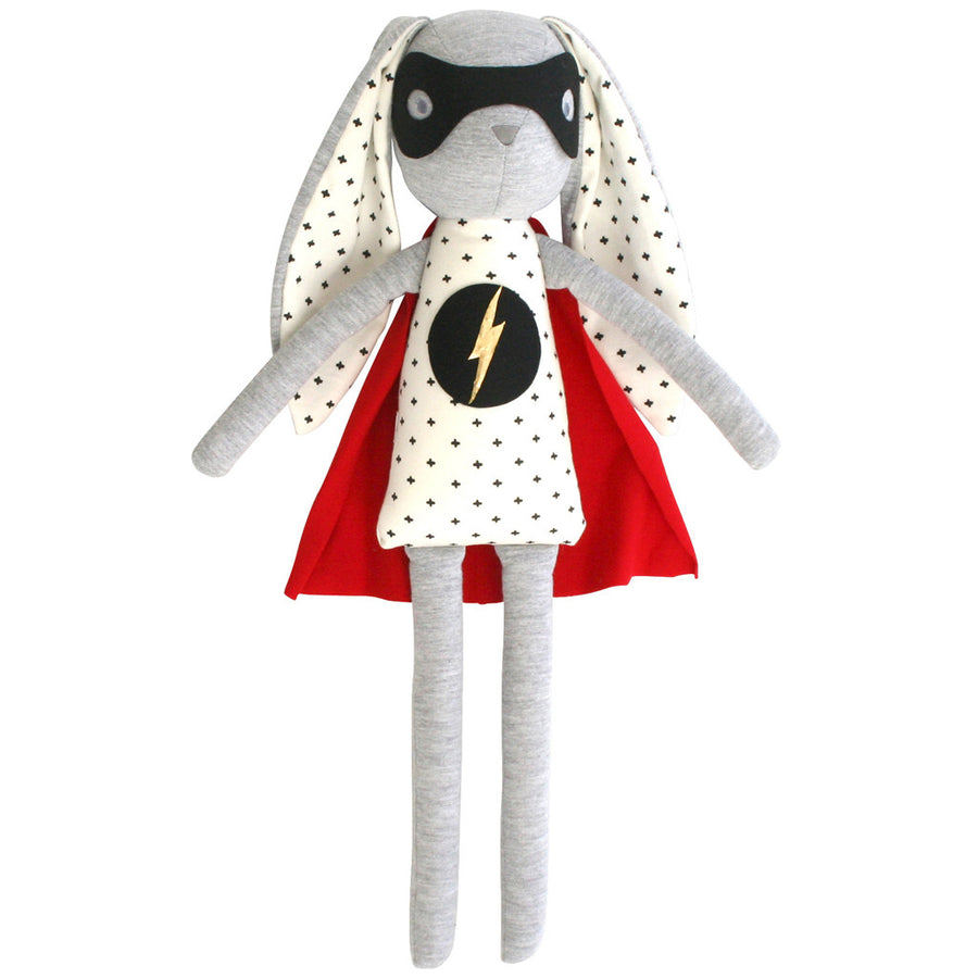 Super Hero Bunny – 50cm - Everbloom Kids