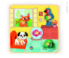 House Friends Puzzle - Everbloom Kids