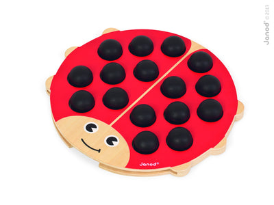 Ladybird Memory Game - Everbloom Kids
