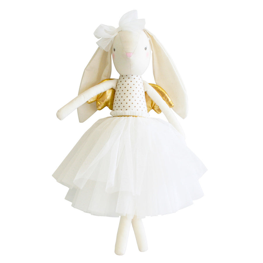 Angel Bunny Gold – 50cm - Everbloom Kids