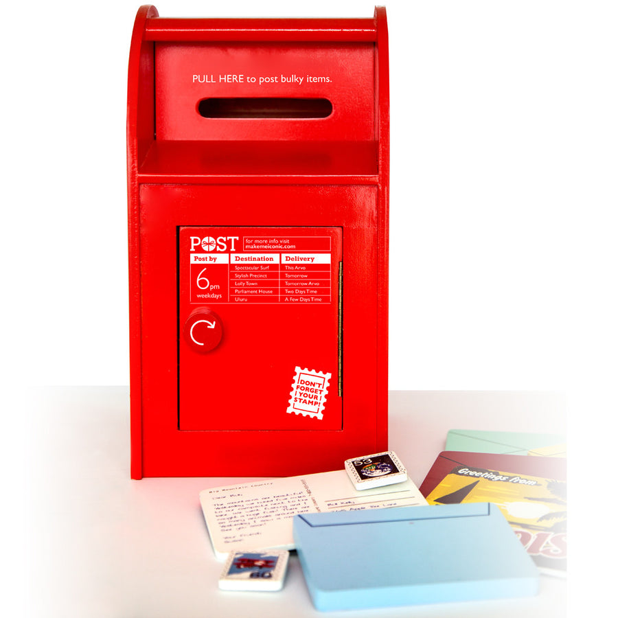 Iconic Post Box - Everbloom Kids