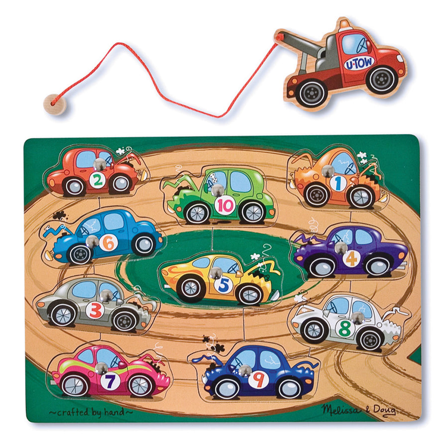 Magnetic Towing Game - Everbloom Kids
