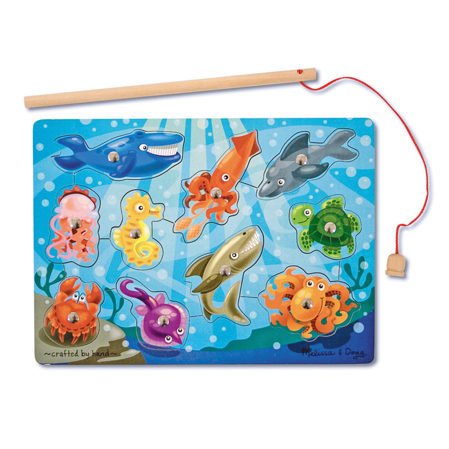 Magnetic Fishing Game - Everbloom Kids