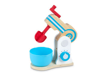Make a Cake Mixer Set - 10 pieces - Everbloom Kids