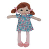 Mini Rag Doll - Mae (Blue) - Everbloom Kids