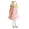 Noel Angel Bunny Blush Gold - Everbloom Kids
