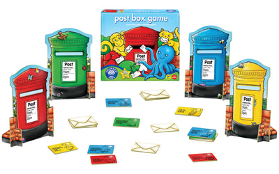 Orchard Toys - Post Box Game - Everbloom Kids