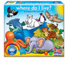 Orchard Toys - Where do I Live Lotto - Everbloom Kids