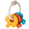 Baby Key Rattle - Everbloom Kids
