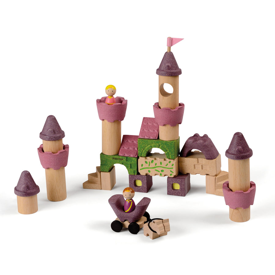 Fairy Tale Blocks - 35 pieces - Everbloom Kids