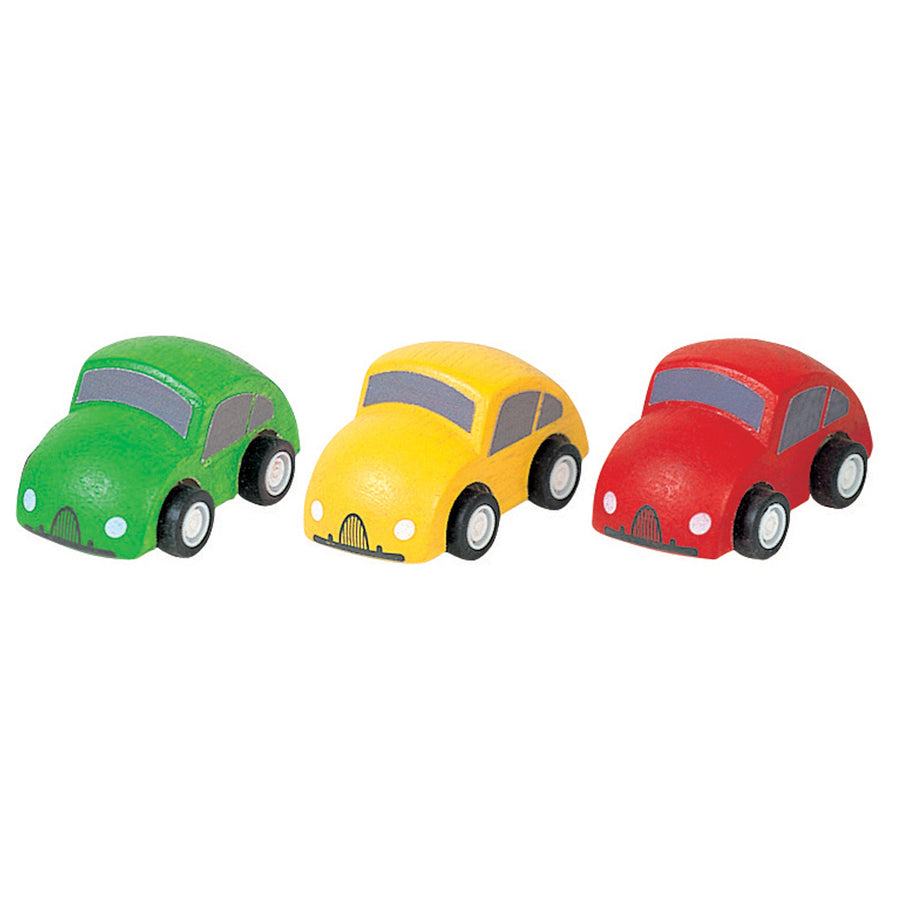Mini Cars - 3 pcs - Everbloom Kids