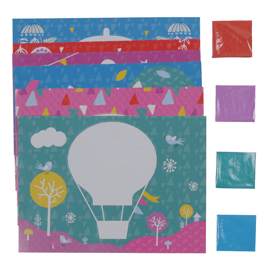 Paper Scrunch World – Fly Away with Me - Everbloom Kids