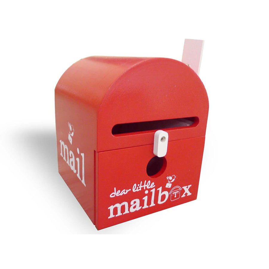 Red Dear Little Mailbox - Everbloom Kids
