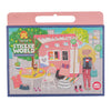 Sticker World - Fashion Adventures - Everbloom Kids