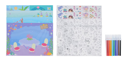 Sticker World - Mermaids - Everbloom Kids
