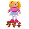Goldilocks Hand & Finger Puppet Set - Everbloom Kids