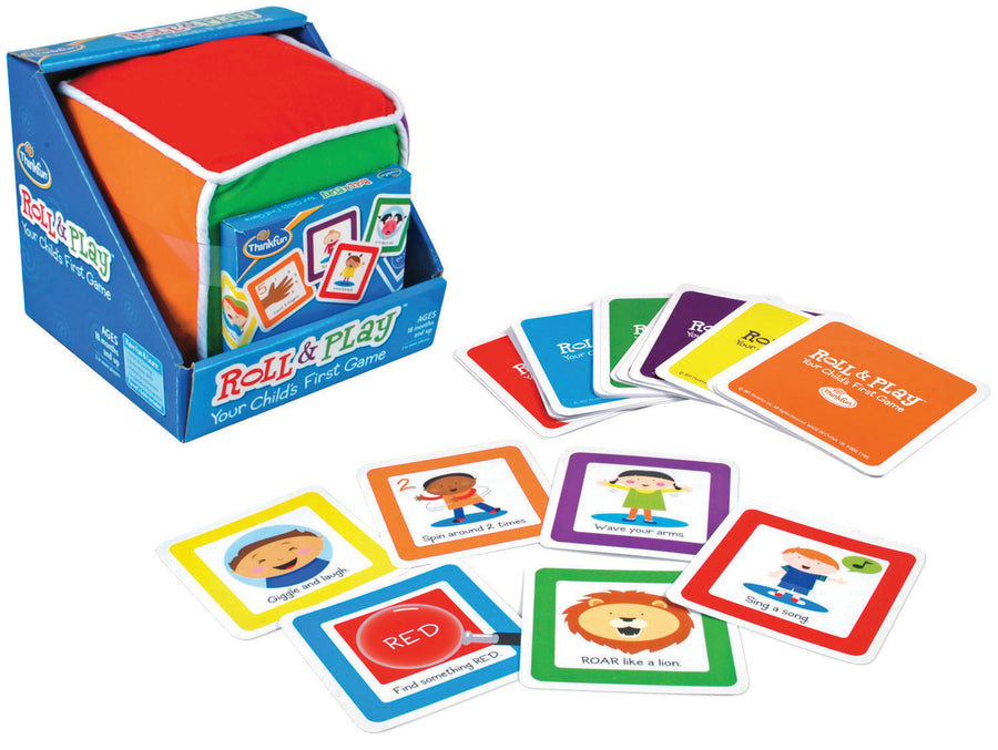 Roll & Play Game - Everbloom Kids
