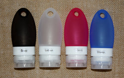Silicone Bottle - 37ml