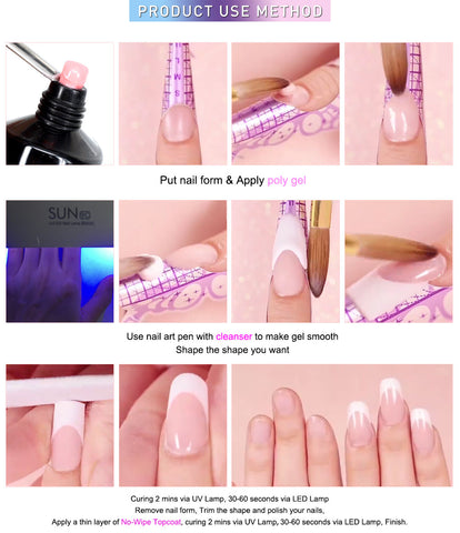 This Heavily Sought After Nail Polish Gel Is For All You Fashionistas Out There With Will Be Able To Get Them Done Well And In A Blink