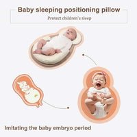 Baby Anti-rollover Support Pillow - Portable Baby Bed