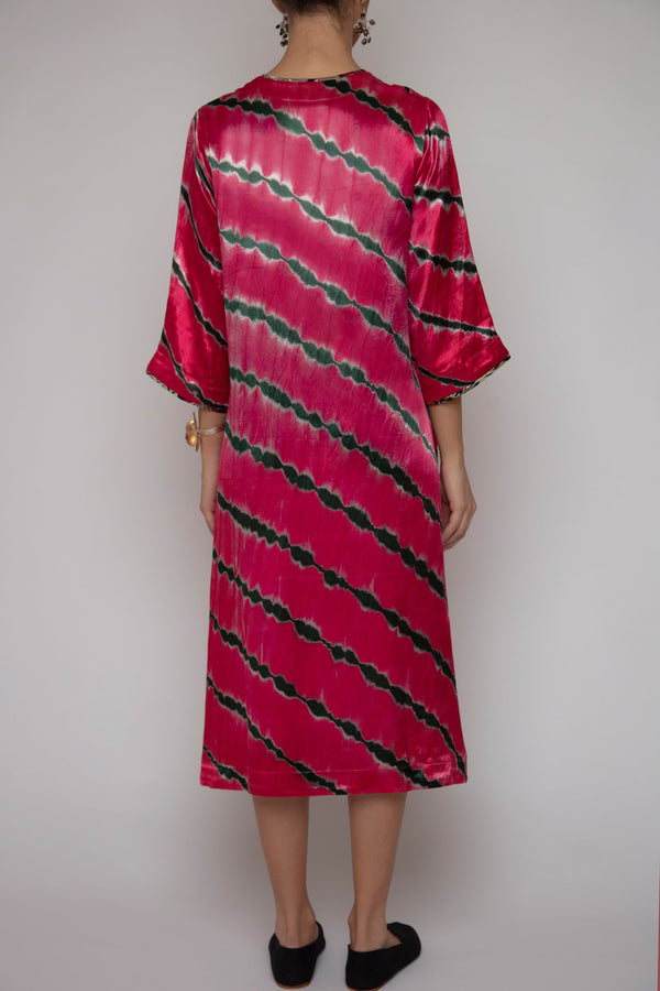 Khamsin Tie & Dye Dress