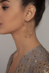 Calder Earrings - Orient 499