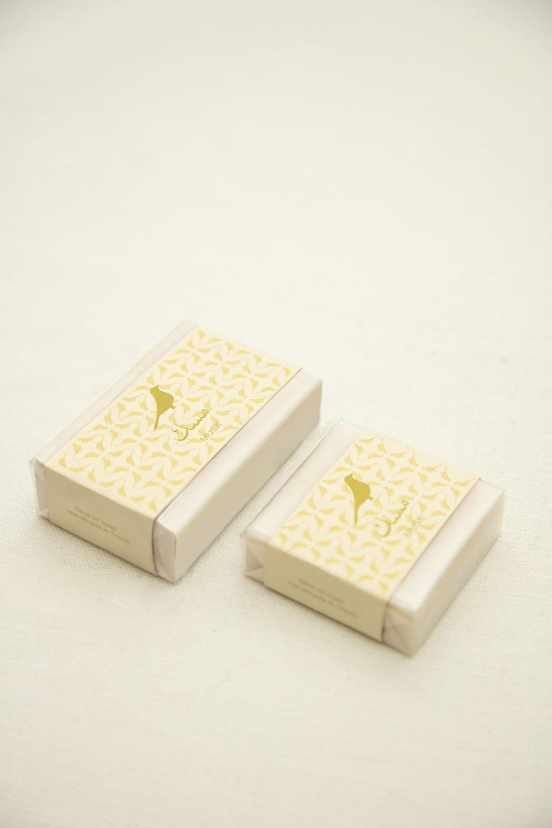 Musk Soap Duo Set