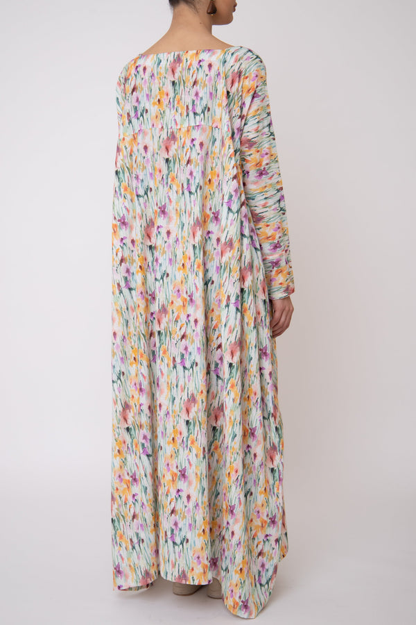 Ayyam Floral Dress