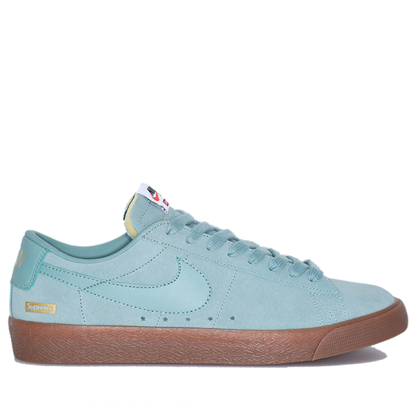 Nike SB x Supreme Blazer Low Teal