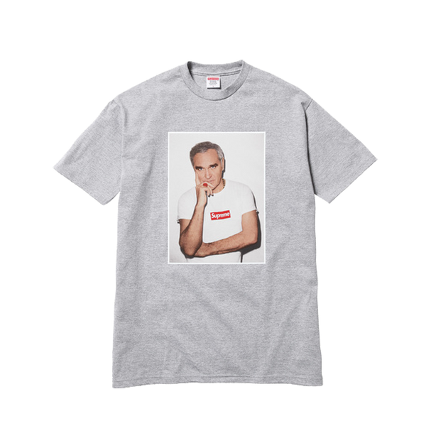 Supreme Morrissey Photo Tee