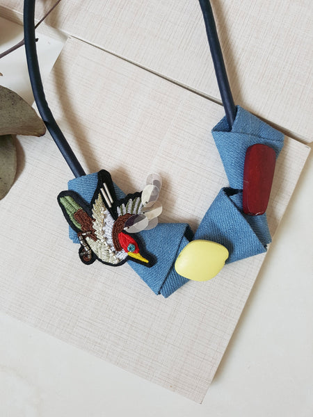 DESTINY BIRD DESIGN NECKLACE