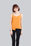 VIV ASYMMETRIC TOP YELLOW