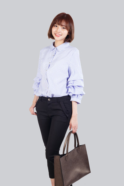 CELIA TOP STRIPED
