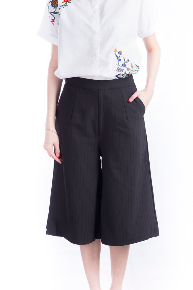 VELORA PANTS BLACK