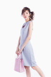 JILL SHIFT DRESS GREY