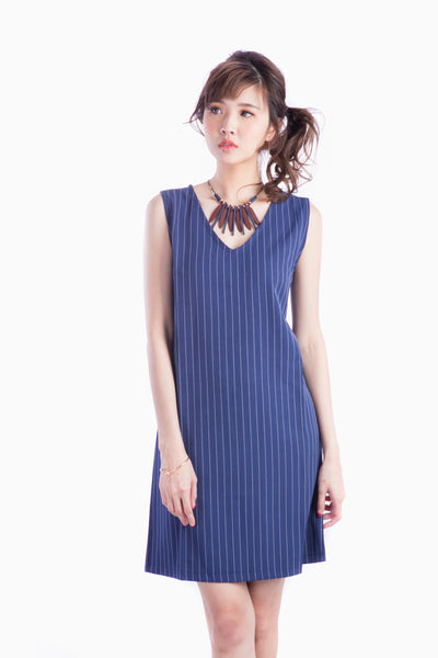BLISS STRIPED DRESS