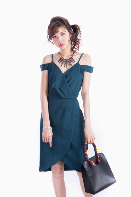 CAMRY BASIC DRESS NAVY