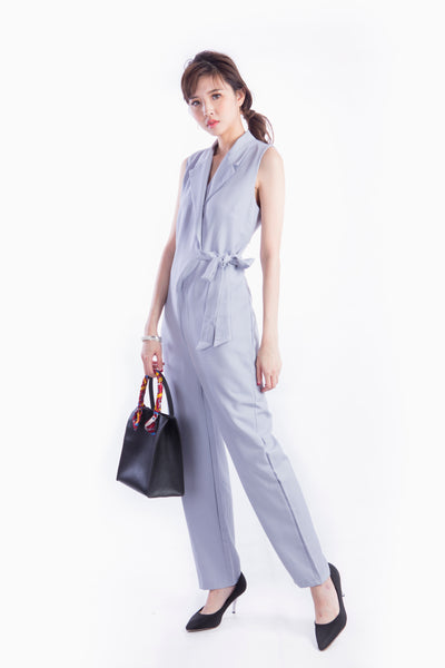 ZADA JUMPSUIT GREY